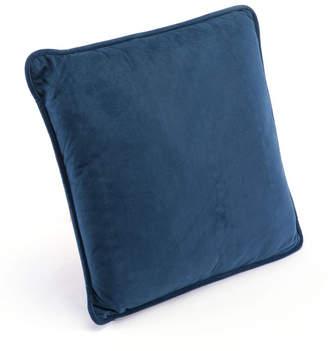 ZUO Velvet Navy Pillow