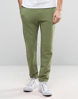 Converse Essentials Luxe Joggers In Green 10000657-a07