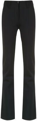 Gloria Coelho Flared Trousers