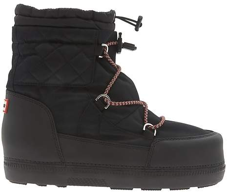 Athleta Original Snow Short Quilted Boot by Hunter®