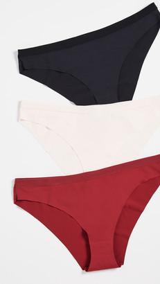 Honeydew Intimates Daisy Bikini 3 Pack