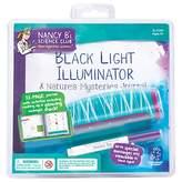 Educational Insights Nancy B's Science Club Black Light Illuminator and Nature's Mystery Journal
