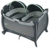Graco Pack 'n Play® Playard with Twin Bassinets in Stars