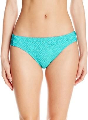 Nautica Women's Absolutely Shore Retro Pant Bikini Bottom