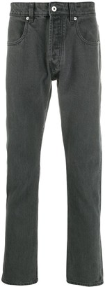 Natural Selection Narrow Graphite jeans