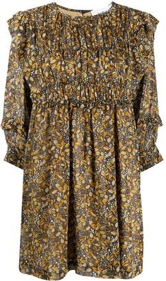 BA&SH Sandra shift dress