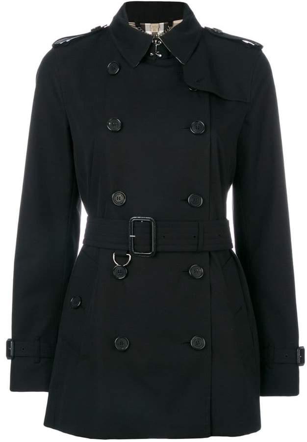 Burberry The Kensington – Short Trench Coat