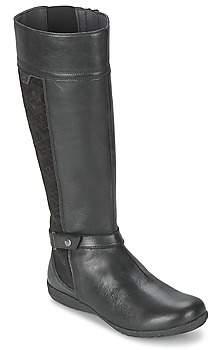 TBS KIMMY women's High Boots in Black
