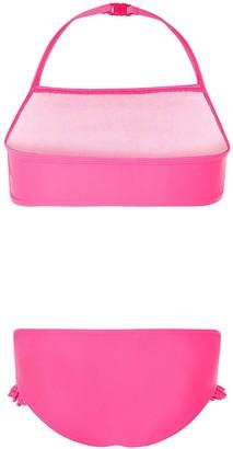 Monsoon Girls Rosie Ruffle Bikini - Pink