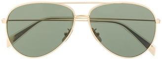 Celine 02 Aviator-Frame Sunglasses