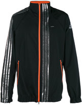 adidas Stripe Track Jacket - men - Polyamide/Polyester - S