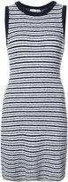 Rag & Bone striped mini tank dress - women - Cotton/Nylon/Spandex/Elastane - M