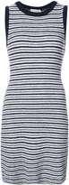 Rag & Bone striped mini tank dress - women - Cotton/Nylon/Spandex/Elastane - XS