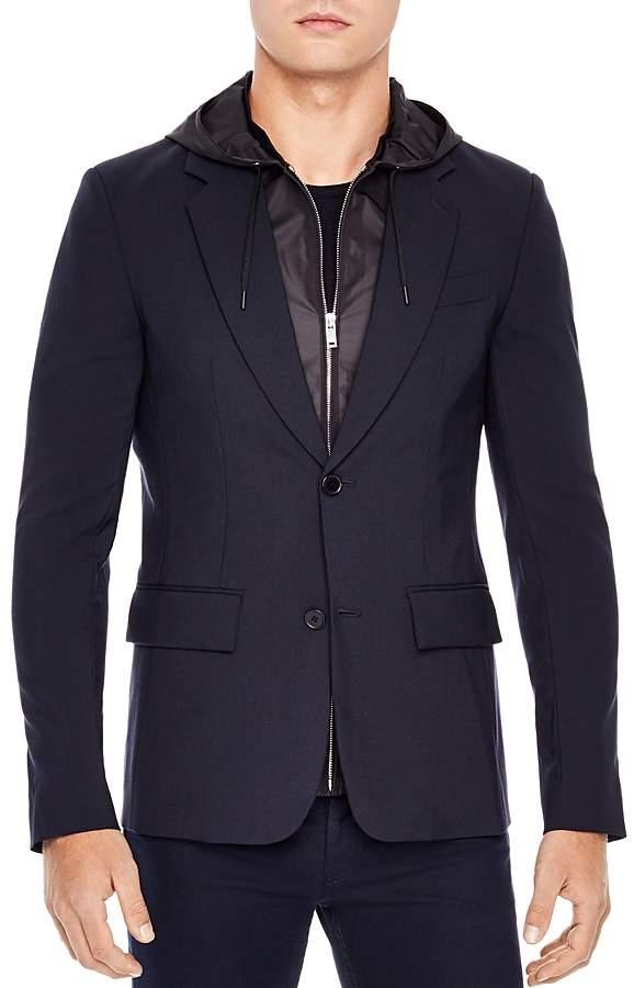 Sandro Delta Classic Fit Sport Coat