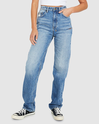 Ksubi Playback Jeans True Vintage Slash