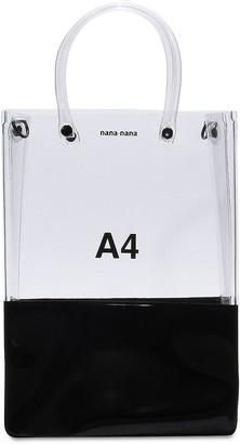 Nana-Nana A4 Pvc Shopping Bag