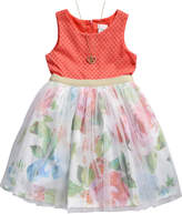 Youngland Young Land Sleeveless Party Dress Girls