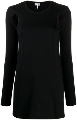 Loewe Arm Hole Long Top