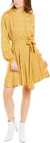 Derek Lam 10 Crosby Paisley Sheath Dress
