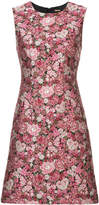 ADAM by Adam Lippes Floral brocade sheath dress