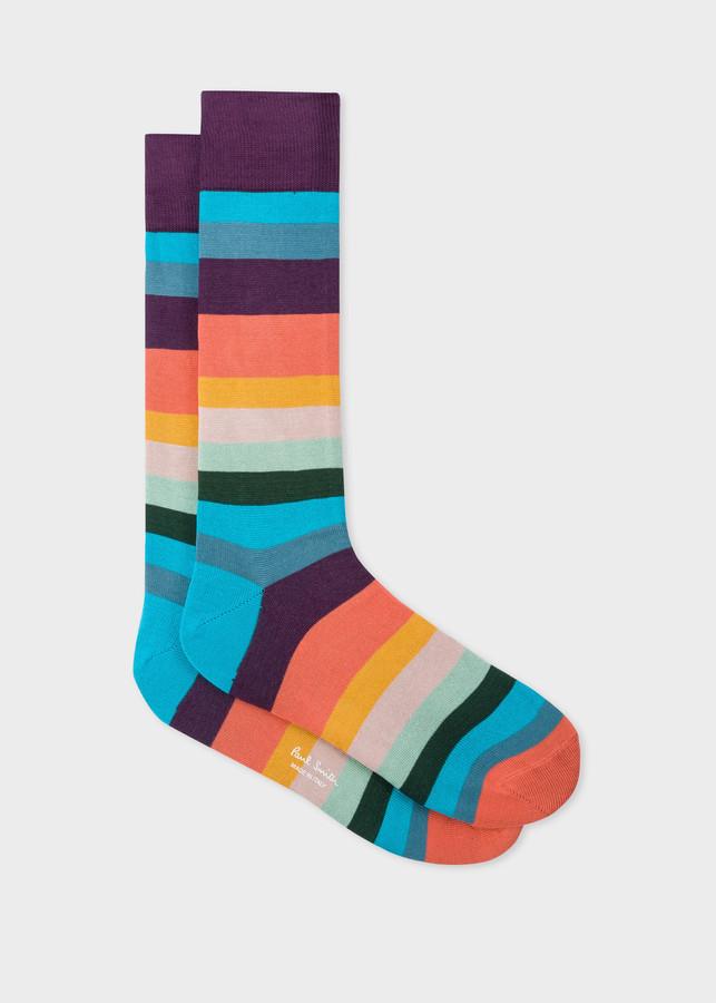 Men's 'Artist Stripe' Socks