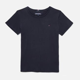 Tommy Hilfiger Girls' Short Sleeve T-Shirt