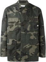 Facetasm camouflage shirt