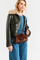 Urban Outfitters Kiss Lock Crossbody Bag