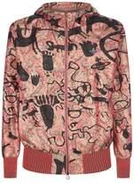 Vivienne Westwood Brocade Bomber Jacket