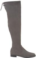 Mint Velvet Ella Over the Knee Boots, Dark Grey