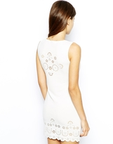 The Style Shift Dress with Cutwork Detail