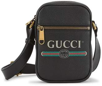 Gucci Print shoulder bag