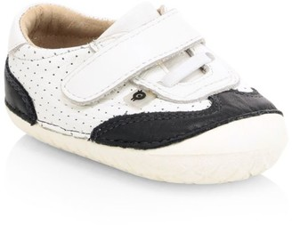 Old Soles Baby's & Little Boy's Pave Prize Leather Sneakers