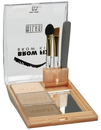 Milani Brow Fix Brow Shaping Kit Dark