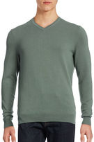 Hudson North Jersey V-Neck Sweatshirt