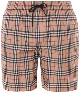 Burberry Vintage Checked Swim Shorts