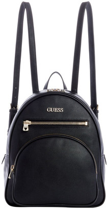 GUESS VG775033BLA New Vibe Zip Around Backpack