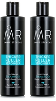 Mr Jamie Stevens Shampoo Twinpack
