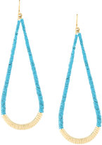 Aurelie Bidermann Turquoise earrings