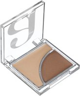 Almay Bright Eyes Eye Shadow For Medium Skin Tones, Bronze, 0.11-Ounce Compacts by