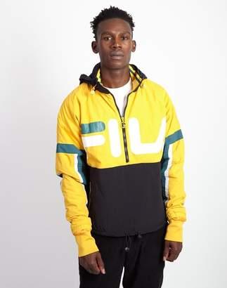 Fila Riker Puffer Jacket Yellow