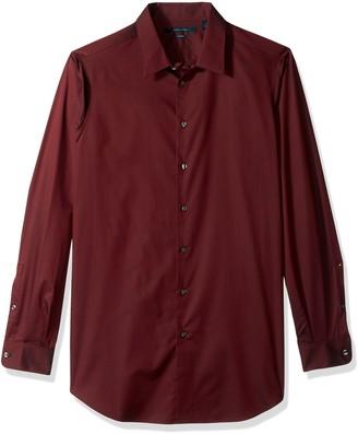 Perry Ellis Men's Big-Tall Big-Tall Solid Non Iron Shirt