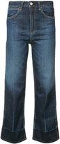 Rag & Bone Jean - Clermont bootcut cropped jeans - women - Cotton/Polyurethane - 25