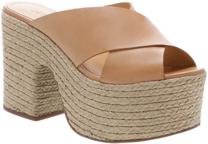 Schutz Lora Platform Sandal