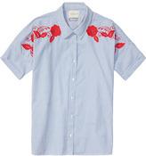 Scotch & Soda Boxy Fit Shirt