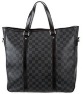 Louis Vuitton Damier Graphite Tadao MM Tote