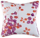 Christian Siriano Watercolor Bloom 18-Inch Square Throw Pillow in Pink