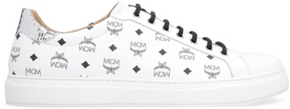 MCM Leather Low-top Sneakers