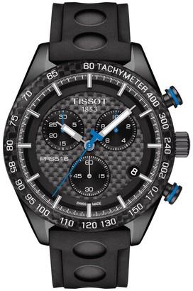 Tissot PRS 516 Chronograph Watch, 42mm