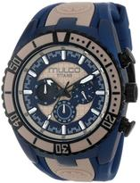 Mulco Titans Wave Collection MW5-1836-114 Women's Analog Watch